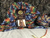 Custom made knitted Scarfs and Beanies in San Ysidro, California