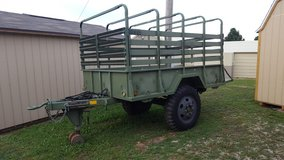 Nice Heavy Duty Military Trailer M105a2 Trade or Sale in Fort Leonard Wood, Missouri