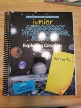 Junior Astronomy Notebooking Journal in Camp Lejeune, North Carolina