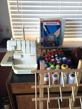Neighborhood Yard Sale Serger Sewing in Olympia, Washington