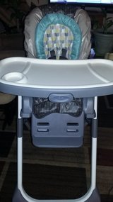 Graco duo booster/ high chair in Columbus, Ohio