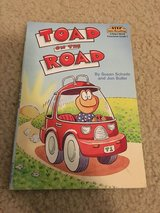 Toad on the Road book in Camp Lejeune, North Carolina