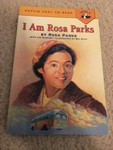 I am Rosa Parks book in Camp Lejeune, North Carolina