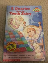 A Quarter from the Tooth Fairy book in Camp Lejeune, North Carolina