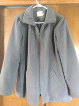 Grey wool looking jacket in Alamogordo, New Mexico