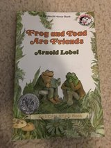 Frog and Toad Are Friends book in Camp Lejeune, North Carolina