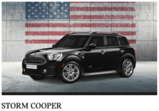 2019 MINI Countryman S ALL4 PROMO in Hohenfels, Germany