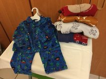 Pajamas (set of 5) 18 months BOYS in Ramstein, Germany
