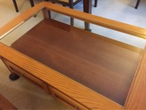 set of coffee and console tables in Morris, Illinois