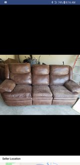 Free recliners sofa and love seat in Manhattan, Kansas