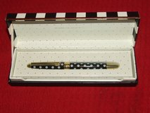 "Kate Spade ""To Do List"" Polka Dot Gift Pen in Box in Naperville, Illinois"