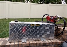 Aluminum Storage Tank for Truck in Nashville, Tennessee