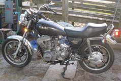 1979 Yamaha xs750 Special in Cherry Point, North Carolina