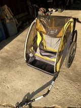 Copilot bike trailer for child in Westmont, Illinois
