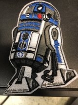 R2D2 Iron-On Patch in Camp Pendleton, California