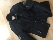 Like New Complete Motorcycle Outfit for  Woman Jacket, Pants, Warm and Cold weather Gloves, Neck... in Ramstein, Germany