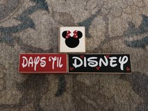 Days until Disney Count Down in Travis AFB, California