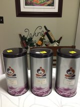 TEAVANA Tea Tins (Set of 3) in Fort Leonard Wood, Missouri