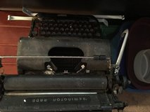Antique Remington rand typewriter MAKE AN OFFER in St. Charles, Illinois