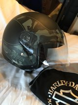 Harley Davidson Adult Helmet w/ Faceshield in Fort Leonard Wood, Missouri