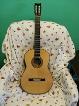 Used, Handmade Classical Guitar - Larger neck, body for my long, thin fingers in Phoenix, Arizona