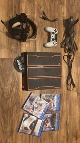 Play Station and accessories in Fort Polk, Louisiana