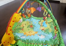 Fisher Price Jungle Gym Play Mat in San Diego, California
