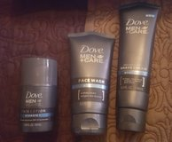 Dove Men+Care Hydrating Hygiene Products in Camp Lejeune, North Carolina