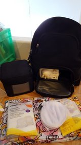 Medela Pump In Style Advanced Double Electric Breast Pump with Backpack Like New in San Diego, California