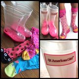Peekaboo Wellies for girls by American Girl in Beaufort, South Carolina