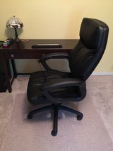 High Back Executive Office Chair PU Leather Adjustable Swivel Computer Desk Seat in Fort Leonard Wood, Missouri