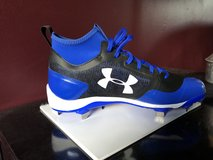 Brand New Under Armour Baseball cleats in Naperville, Illinois