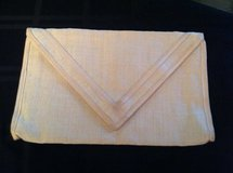 BEAUTIFUL LINEN WALBORG CLUTCH PURSE in Bellevue, Nebraska