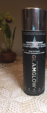 SALE Glamglow Mud to Foam Youth Cleanser Hollywood CA NIOB Never Opened in Kingwood, Texas