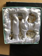 Baby Collection Fork, Spoon, Keepsake Curl and Tooth Boxes in Warner Robins, Georgia