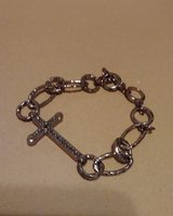 Cross bracelet in Bellaire, Texas