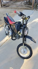 2003 Honda xr 50 in Yucca Valley, California