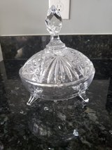 Crystal Glass Candy dish in Fort Campbell, Kentucky