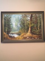 Art - Forest Scene in Kingwood, Texas