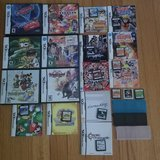 17 NINTENDO DS GAMES + CASES in Wilmington, North Carolina
