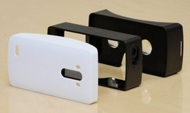 LG G3 VR glasses virtual reality 3D glasses for LG G3 cell phone in Okinawa, Japan