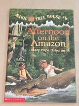 NEW 10 Magic Tree House Afternoon on the Amazon in Okinawa, Japan