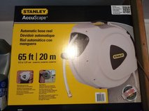 Stanley AccuScape Automatic hose reel in Stuttgart, GE