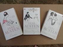 SET of  JANE AUSTEN books in Lakenheath, UK
