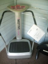 motive fitness vibration ,exercise weight losing machine in Lakenheath, UK