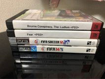 PS3 games for sale in Okinawa, Japan
