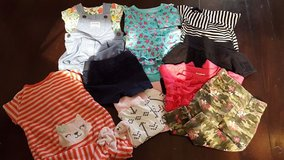 3 - 6 mo baby girl clothing 12 pc lot in Camp Pendleton, California