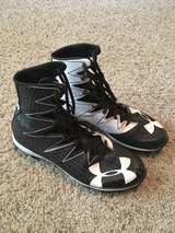 Football Cleats -size 12 in Kingwood, Texas