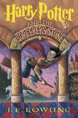Harry Poter 1st American edition.  Sorcerers Stone and goblet of fire in Nellis AFB, Nevada