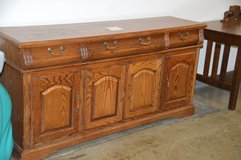Oak Sideboard in Tacoma, Washington
